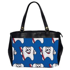 Tooth Office Handbags (2 Sides)