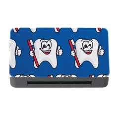 Tooth Memory Card Reader with CF