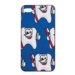 Tooth Apple iPhone 4/4s Seamless Case (Black)