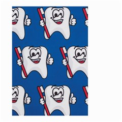 Tooth Small Garden Flag (Two Sides)