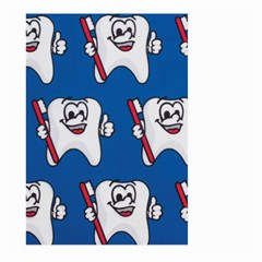 Tooth Large Garden Flag (Two Sides)