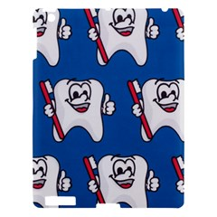 Tooth Apple iPad 3/4 Hardshell Case