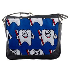 Tooth Messenger Bags