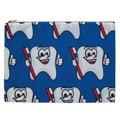 Tooth Cosmetic Bag (XXL)