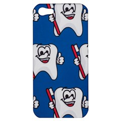 Tooth Apple iPhone 5 Hardshell Case
