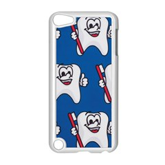 Tooth Apple iPod Touch 5 Case (White)