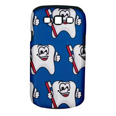 Tooth Samsung Galaxy S III Classic Hardshell Case (PC+Silicone)