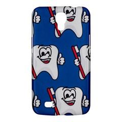 Tooth Samsung Galaxy Mega 6.3  I9200 Hardshell Case