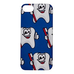 Tooth Apple iPhone 5S/ SE Hardshell Case