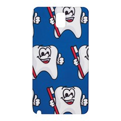 Tooth Samsung Galaxy Note 3 N9005 Hardshell Back Case