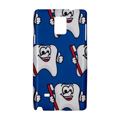 Tooth Samsung Galaxy Note 4 Hardshell Case