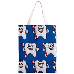 Tooth Classic Light Tote Bag