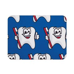 Tooth Double Sided Flano Blanket (Mini)