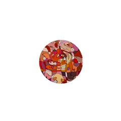 Abstract Abstraction Pattern Modern 1  Mini Buttons