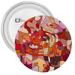 Abstract Abstraction Pattern Modern 3  Buttons