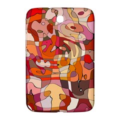Abstract Abstraction Pattern Modern Samsung Galaxy Note 8.0 N5100 Hardshell Case
