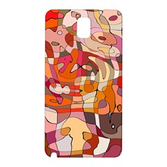Abstract Abstraction Pattern Modern Samsung Galaxy Note 3 N9005 Hardshell Back Case