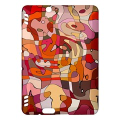 Abstract Abstraction Pattern Modern Kindle Fire HDX Hardshell Case