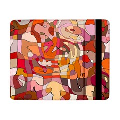Abstract Abstraction Pattern Modern Samsung Galaxy Tab Pro 8.4  Flip Case