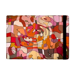 Abstract Abstraction Pattern Modern iPad Mini 2 Flip Cases