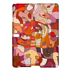 Abstract Abstraction Pattern Modern Samsung Galaxy Tab S (10.5 ) Hardshell Case
