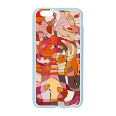 Abstract Abstraction Pattern Modern Apple Seamless iPhone 6/6S Case (Color)