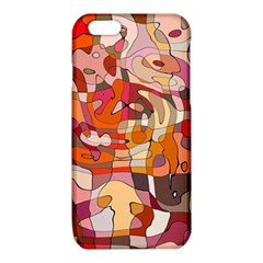 Abstract Abstraction Pattern Modern iPhone 6/6S TPU Case