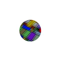 Abstract Background Pattern 1  Mini Magnets