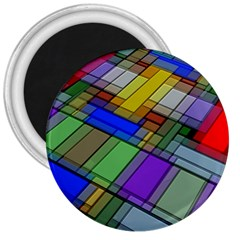 Abstract Background Pattern 3  Magnets