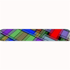 Abstract Background Pattern Small Bar Mats