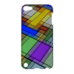 Abstract Background Pattern Apple iPod Touch 5 Hardshell Case