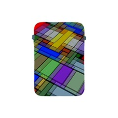 Abstract Background Pattern Apple iPad Mini Protective Soft Cases
