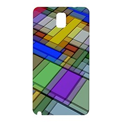 Abstract Background Pattern Samsung Galaxy Note 3 N9005 Hardshell Back Case