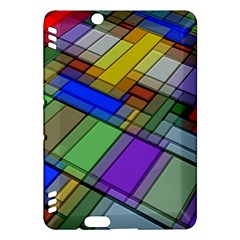 Abstract Background Pattern Kindle Fire HDX Hardshell Case