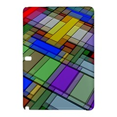 Abstract Background Pattern Samsung Galaxy Tab Pro 10.1 Hardshell Case