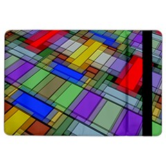 Abstract Background Pattern iPad Air 2 Flip