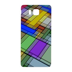 Abstract Background Pattern Samsung Galaxy Alpha Hardshell Back Case