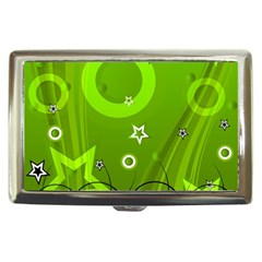 Art About Ball Abstract Colorful Cigarette Money Cases