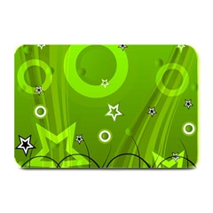 Art About Ball Abstract Colorful Plate Mats