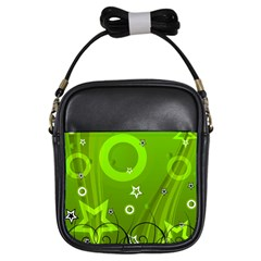 Art About Ball Abstract Colorful Girls Sling Bags