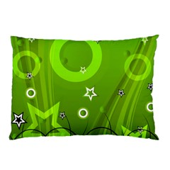 Art About Ball Abstract Colorful Pillow Case (Two Sides)
