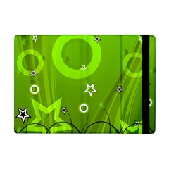 Art About Ball Abstract Colorful Apple iPad Mini Flip Case