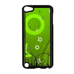 Art About Ball Abstract Colorful Apple iPod Touch 5 Case (Black)