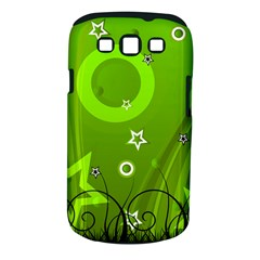 Art About Ball Abstract Colorful Samsung Galaxy S III Classic Hardshell Case (PC+Silicone)
