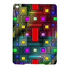Art Rectangles Abstract Modern Art iPad Air 2 Hardshell Cases