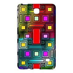 Art Rectangles Abstract Modern Art Samsung Galaxy Tab 4 (8 ) Hardshell Case