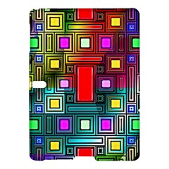 Art Rectangles Abstract Modern Art Samsung Galaxy Tab S (10.5 ) Hardshell Case