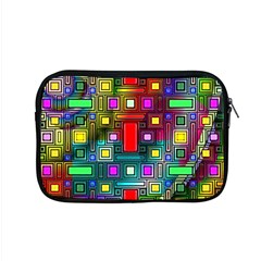 Art Rectangles Abstract Modern Art Apple MacBook Pro 15  Zipper Case