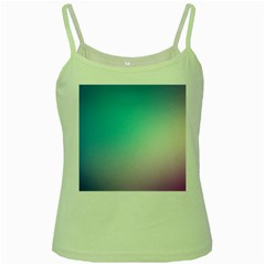 Background Blurry Template Pattern Green Spaghetti Tank