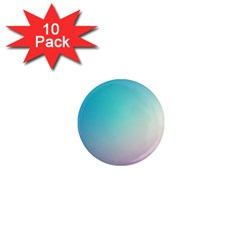 Background Blurry Template Pattern 1  Mini Magnet (10 pack)